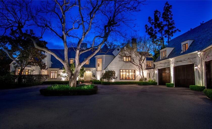 Lindsey Buckingham's Brentwood estate