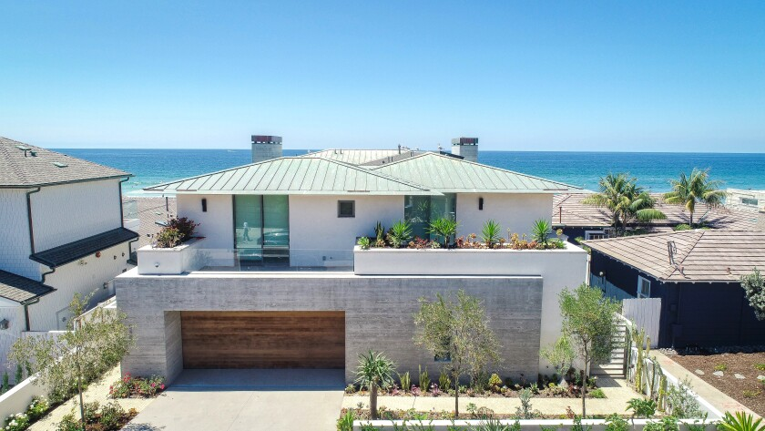 This home at 8466 El Paseo Grande in La Jolla sold for $24.7 million. It is the biggest home sale in La Jolla history.