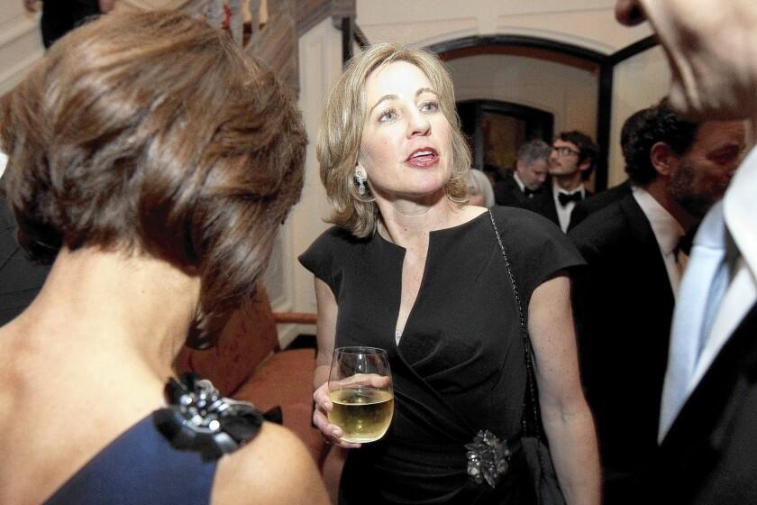 Studio taps ex-White House press secretary