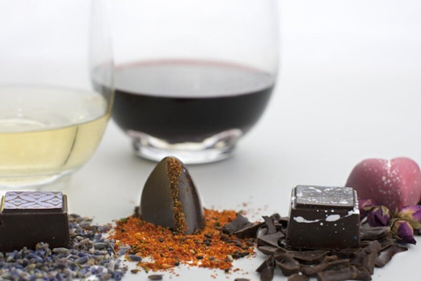 Dallmann Fine Chocolate Boutique is opening its second shop at The Headquarters, a historic retail center at the entrance of San Diego's Seaport District.