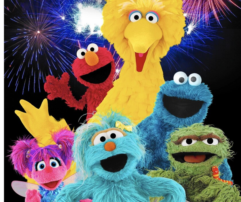 """""""Sesame Street"""" episodes will start airing on HBO in the fall."""