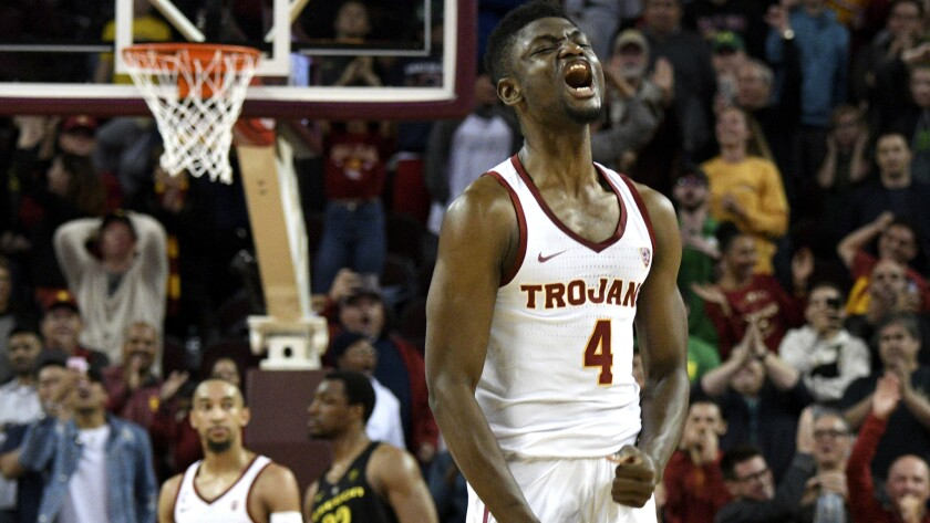 new style d49ae c413d USC's Chimezie Metu likely a first-round NBA pick if he ...
