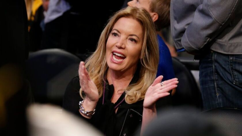 Buss brothers agree to new board of directors for Lakers