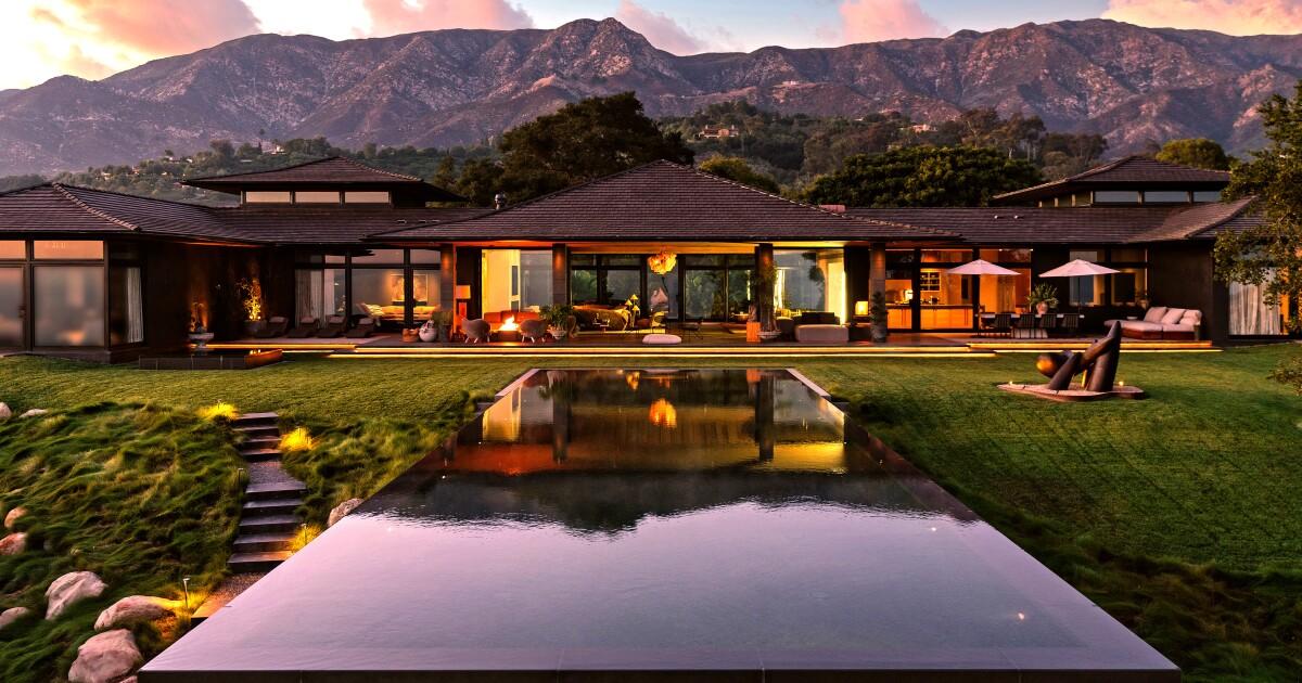 Hot Property | Ellen DeGeneres aims for nearly $40 million in Montecito