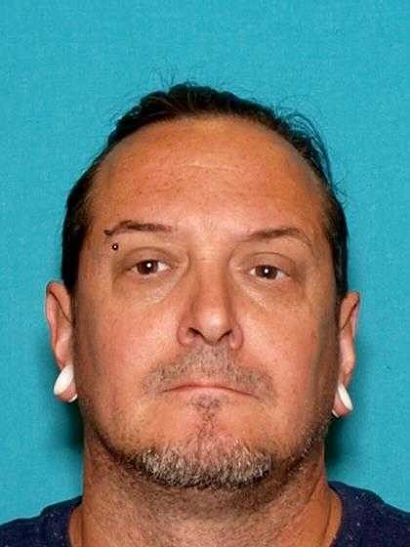Fountain Valley police arrested Thomas Christopher Ray, 51, on Wednesday.