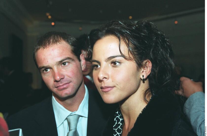 Revive Kate del Castillo violencia de Luis Garca l me destroz en todas  las maneras posibles - Los Angeles Times
