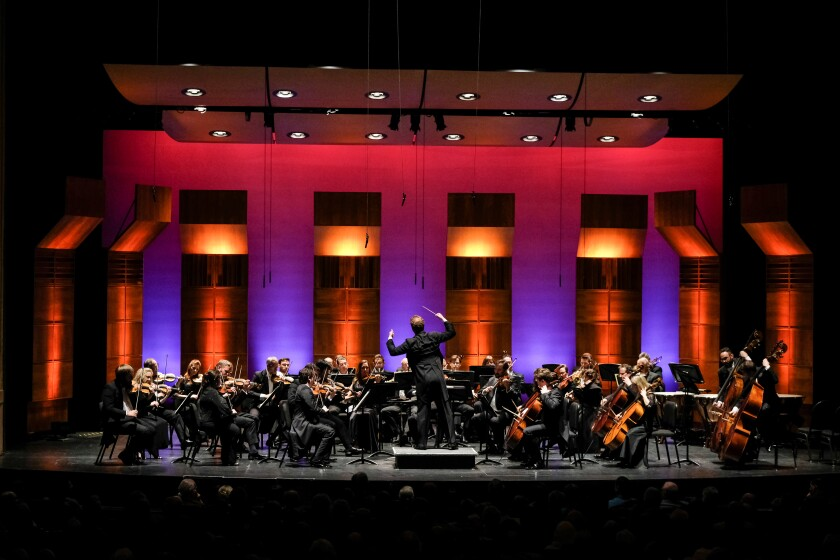 Review: Tao wows and Francis dances in Mainly Mozart final concert - The San Diego Union-Tribune