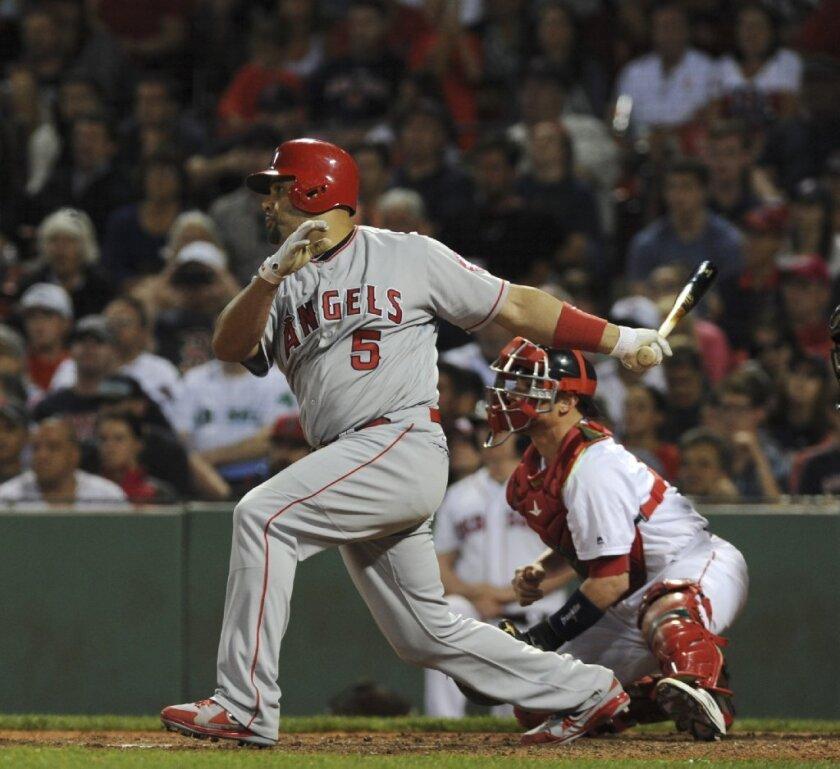 Pujols era visto como uno de los bateadores más temibles de las Grandes Ligas.