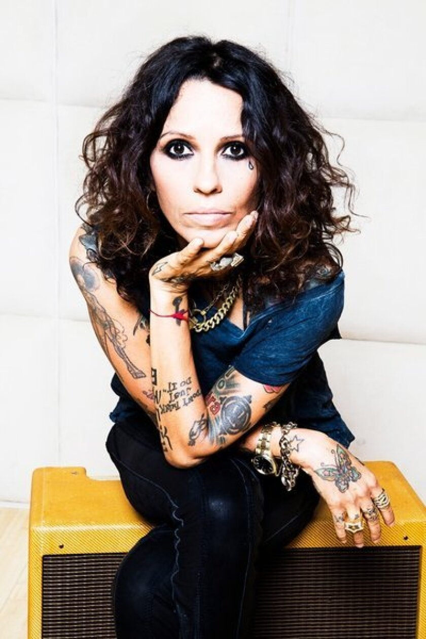 Linda Perry, who is the visionary for the seventh annual Heaven Gala, benefiting the Art of Elysium.