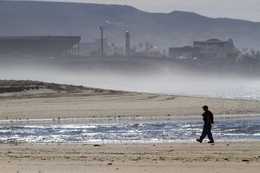 New Imperial Beach sand threatens Tijuana Estuary