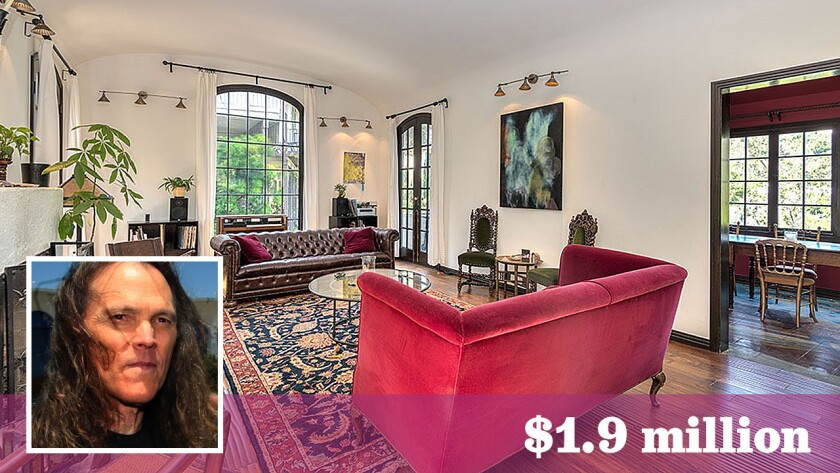 Eagles bassist Timothy B  Schmit sells his Spanish-style