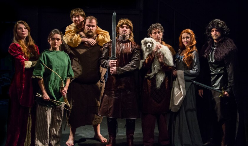 """Game of Thrones: The Musical"" is coming to the Tenth Avenue Center for Arts this July."