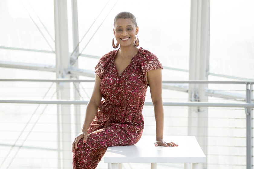Jacqueline Stewart is the Chief Artistic and Programming Officer at the Academy of Motion Pictures Museum.