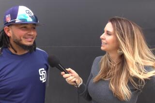 Freddy Galvis talks joining the Padres, his career, his love for soccer and more