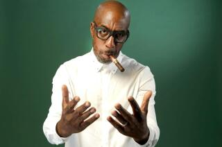 J.B. Smoove talks about Larry David's 'long money'