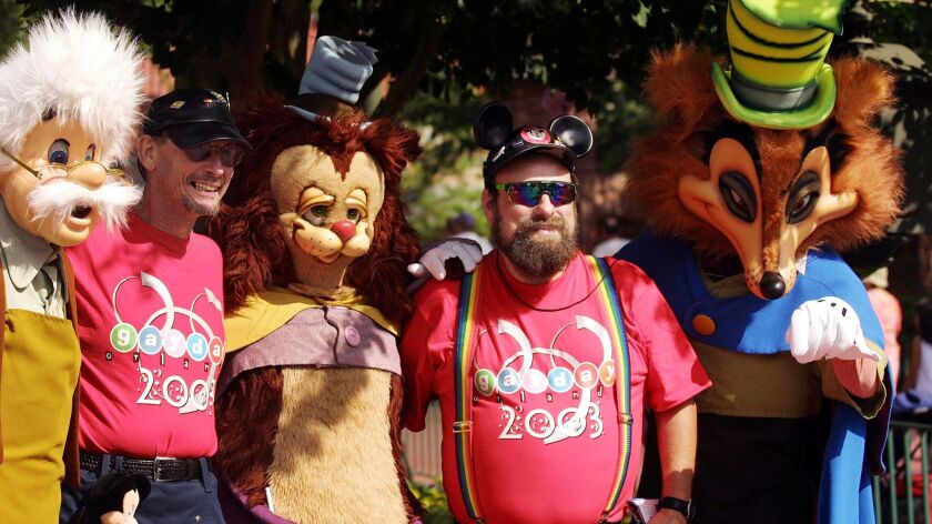 Gay Days Celebrated At Walt Disney World