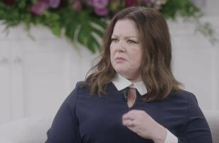Melissa McCarthy on the importance of imperfect characters