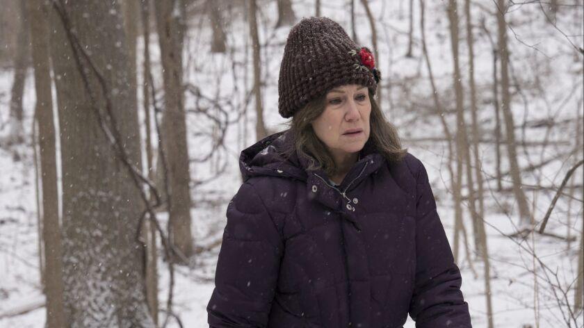 "Mary Kay Place as ?Diane? in Kent Jones? ""Diane."" Credit: IFC Films"