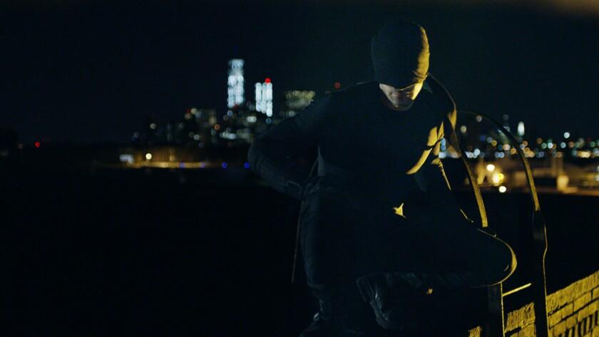 """Charlie Cox stars es la estrella de """"Marvel's Daredevil"""", la nueva serie que se puede en Netflix."""