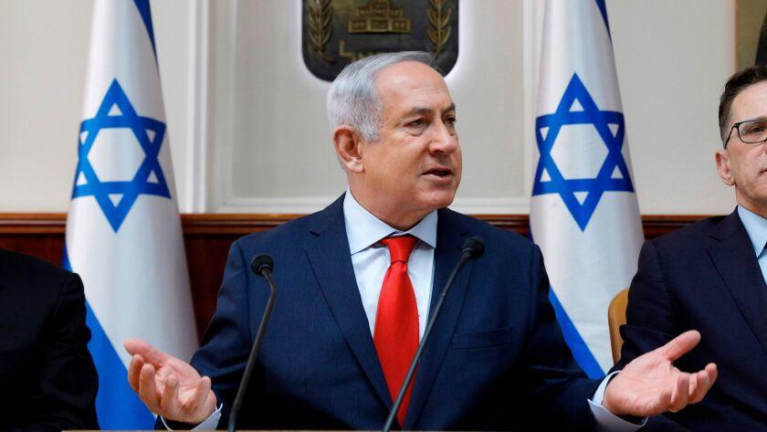 ISRAEL-POLITICS-CABINET-NETANYAHU