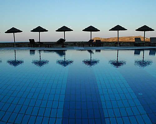 Sunrise at Mykonos