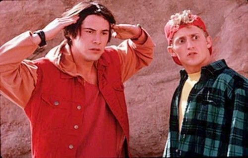 'Bill & Ted's Bogus Journey'