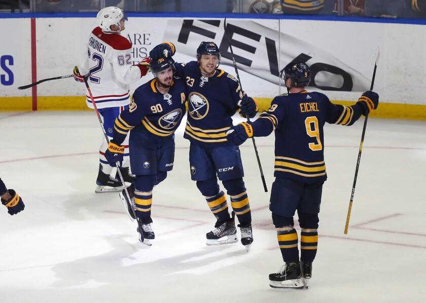 Canadiens Sabres Hockey