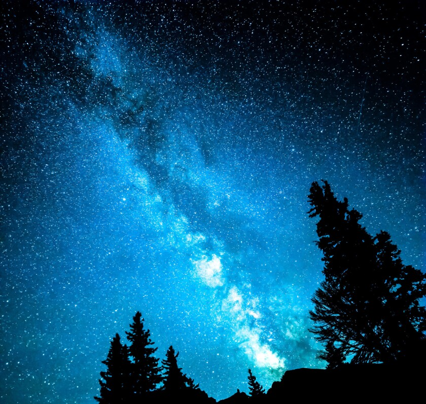 Nevada's Great Basin National Park unfurls rugged vistas in the daytime, expansive sky at night