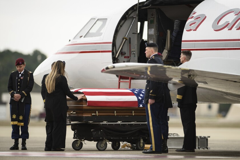 Fallen Soldier NC