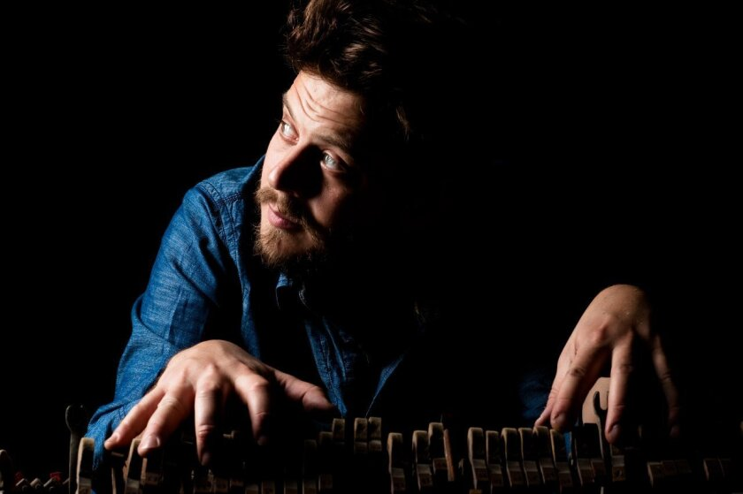 Marco Benevento brings his genre-bending sound stylings to The Loft on Dec. 1. Photo: Michael Weintrob