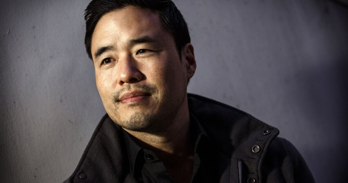 The Interview S Kim Jong Un Actor Randall Park Knew It Was Insane Los Angeles Times