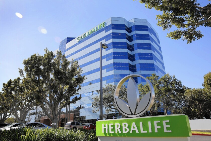 Herbalife hires ex-commissioner at FTC to oversee sales