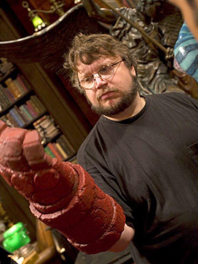 Guillermo del Toro, Hellboy II: The Golden Army