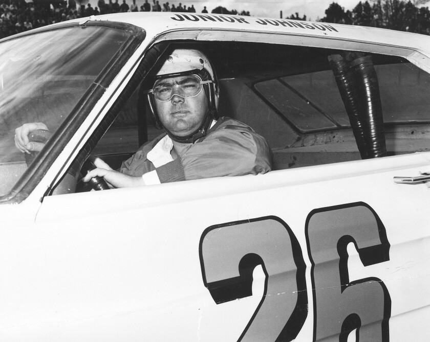 Junior Johnson, a racing icon who ran moonshine before NASCAR fame, dies at age 88