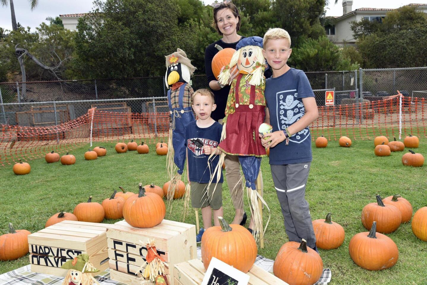 Del Mar Heights Harvest Festival