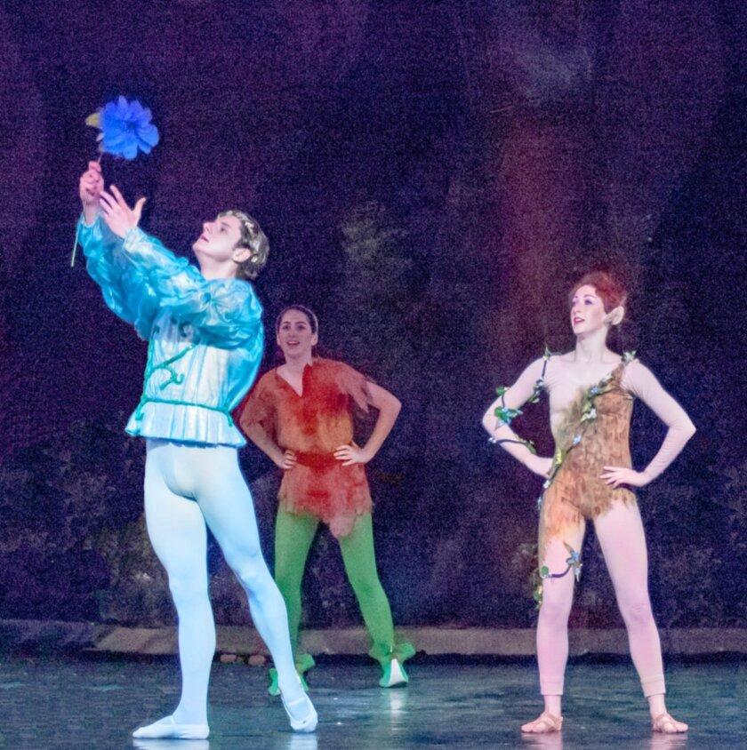 California Ballet performs 'A Midsummer Night's Dream'