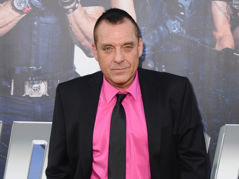 Actor Tom Sizemore in 2014.