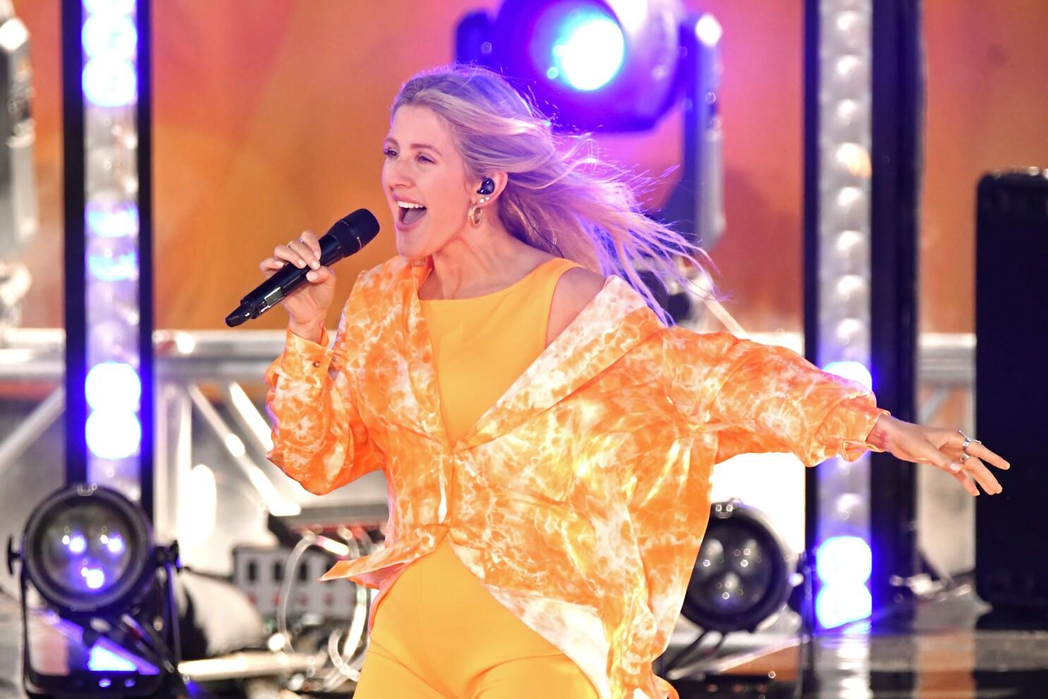 Ellie Goulding May Skip Nfl Halftime Show After Lgbtq Backlash Los Angeles Times