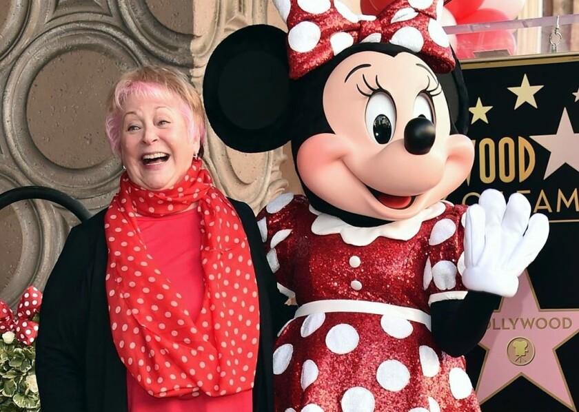 La voz oficial del personaje de Minnie Mouse ha dejado de existir.