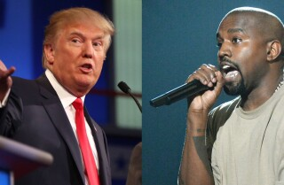 Donald Trump reacts to Kanye West's presidential bid - it's not what you think
