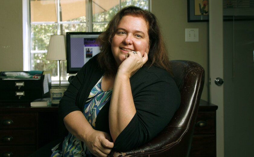 """HelenKay Dimon: """"I can honestly say that romance writing changed my life."""""""