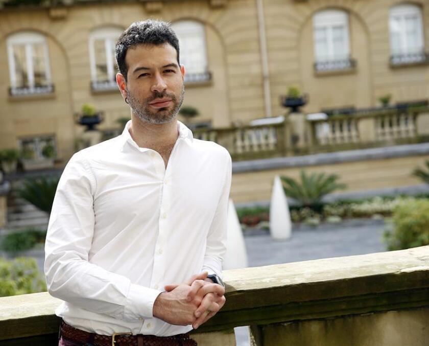 El director mexicano David Pablos. EFE/Archivo