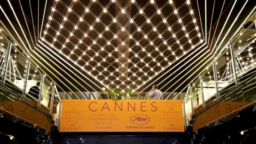 Features - 71st Cannes Film Festival, France - 09 May 2018
