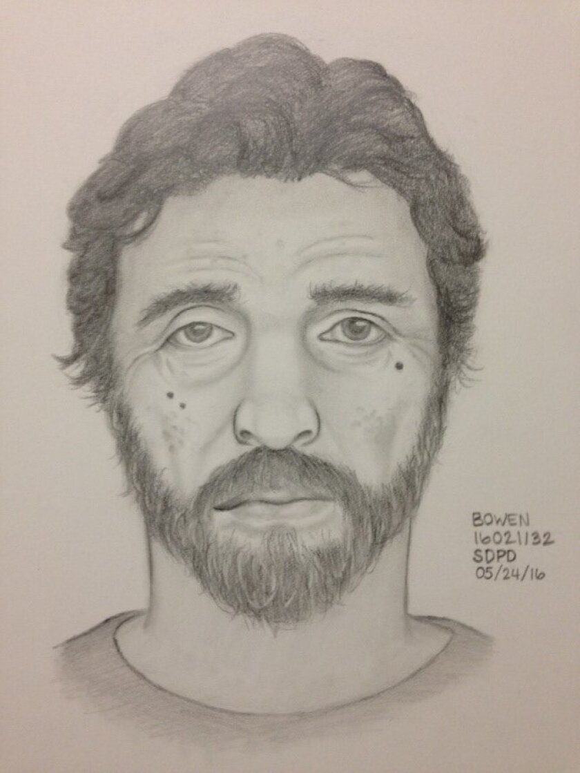 Suspect in the San Ysidro kidnap attempt on Friday.