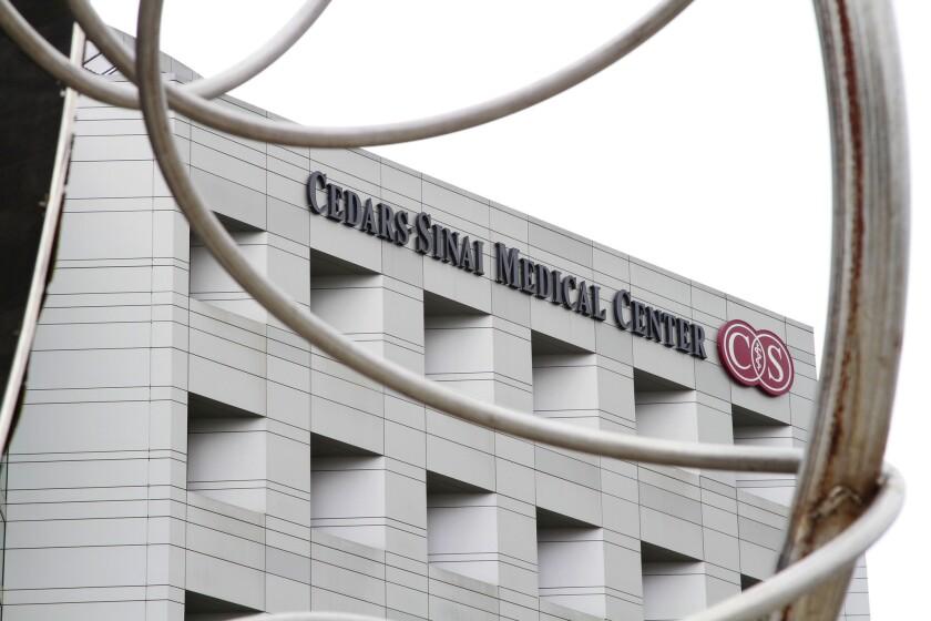 Former patient accuses Cedars-Sinai of negligence in lawsuit - Los