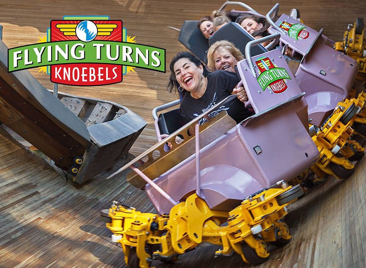 For nearly a decade, the most anticipated roller coaster hasn't been a towering, looping speed demon but rather a slow, squat and serpentine 1930s-era replica that disappeared from the amusement park landscape nearly four decades ago. The Flying Turns wooden bobsled coaster finally opened in late 2013 after a series of false starts and postponed debuts.