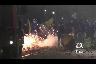 VIDEO: Al menos 16 muertos por protestas en Colombia, según la defensoría del pueblo