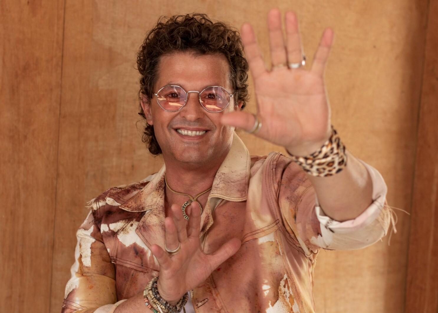 Bacilos presentó su nueva versión de 'Caraluna' junto a Carlos Vives