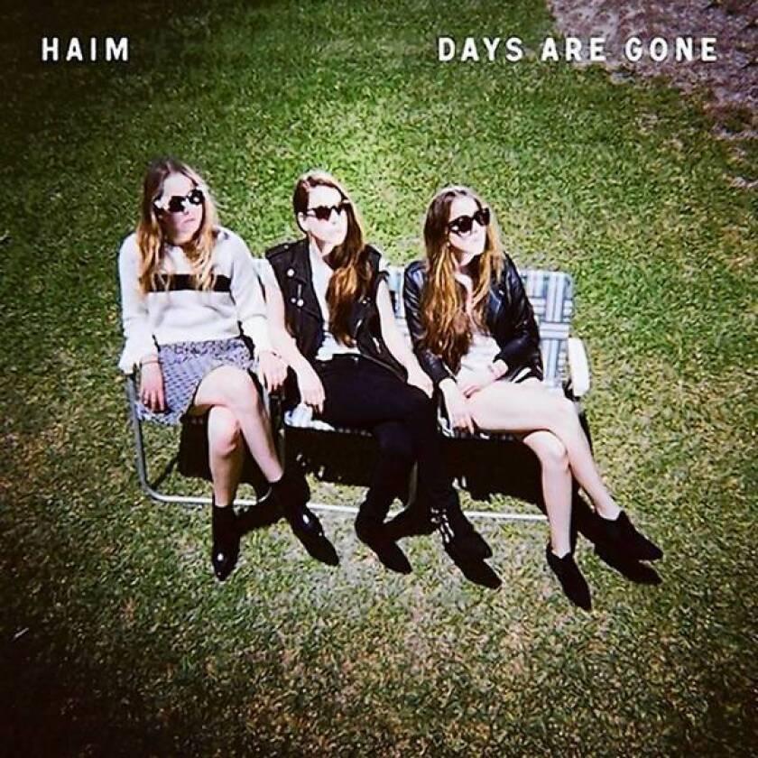 """Haim album """"Days Are Gone."""""""