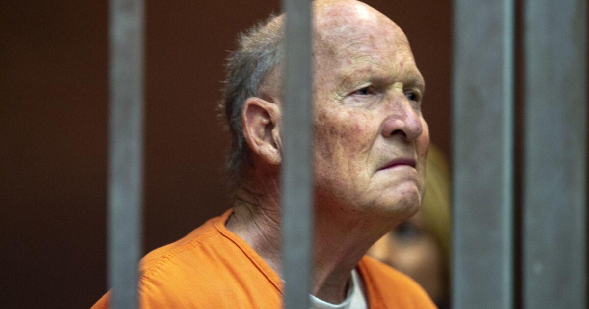 Golden State Killer vermuten würde schuldig, wenn Todesstrafe ist vom Tisch, Anwälte sagen